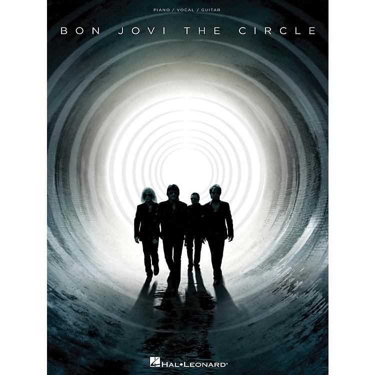 Hal LeonardBon Jovi - The Circle PVG Songbook