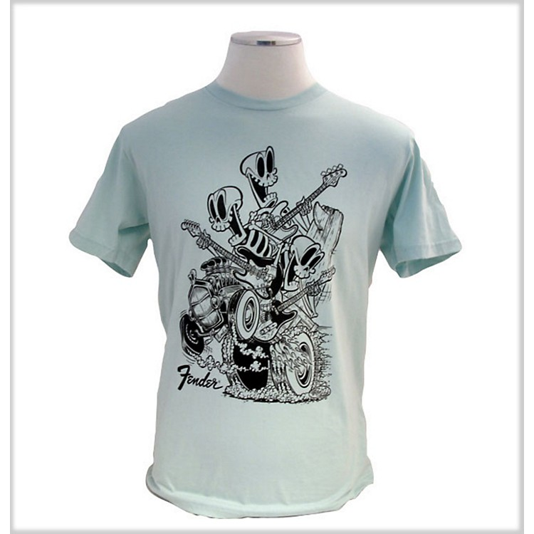 Fender Bone Trio T-Shirt