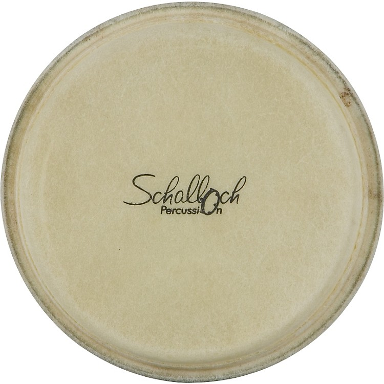 SchallochBongo Buffalo Skin Replacement Head7.5 in.