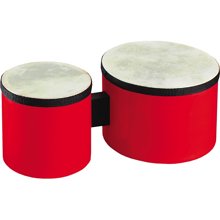 First Note Bongos Red