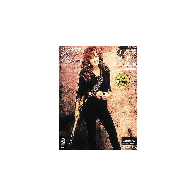Cherry LaneBonnie Raitt - Nick Of Time (Songbook)
