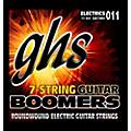 Boomer 7 String Medium Heavy Electric Guitar Set (11-64)