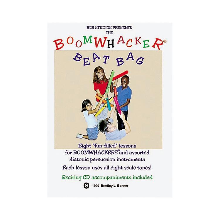 Rhythm BandBoomwhacker Beatbag Book/CD