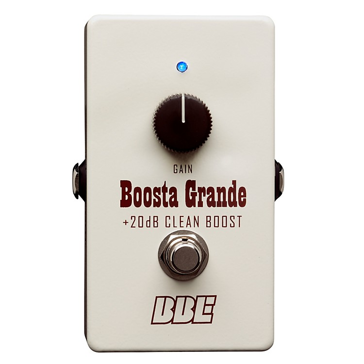 BBE Boosta Grande Guitar Effects Pedal