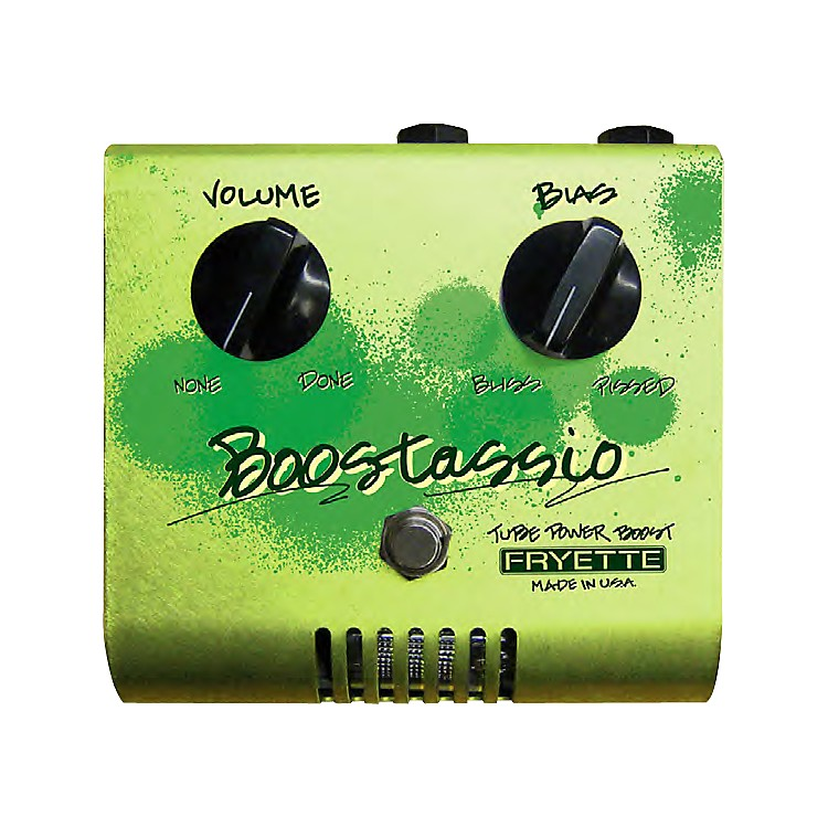 Fryette Boostassio BST-1 Boost Guitar Effects Pedal