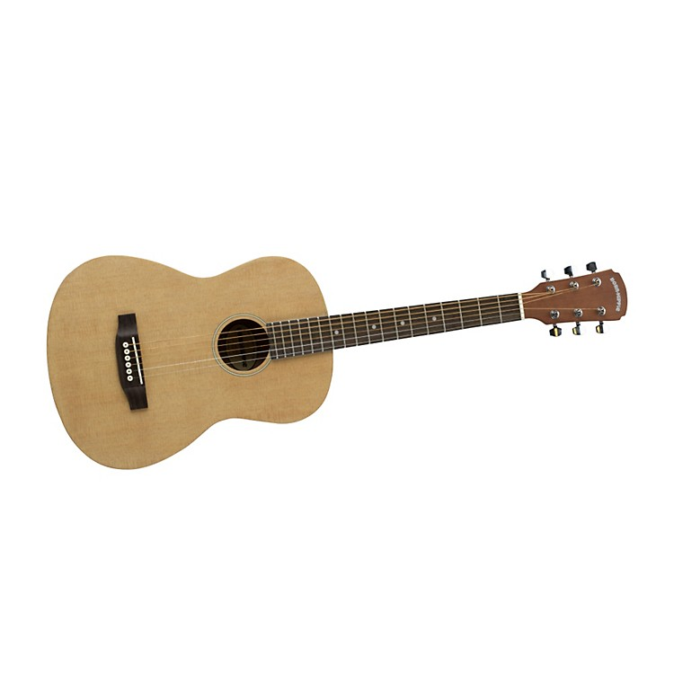 Bedell Born Hippie Student Acoustic Guitar Natural Matte