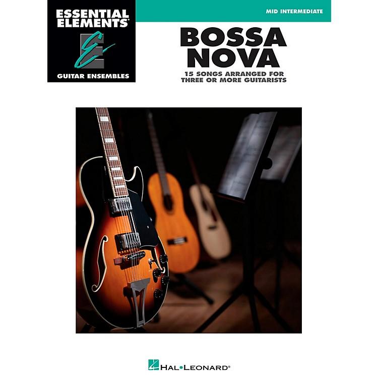 Hal LeonardBossa Nova - Essential Elements Guitar Ensembles Series