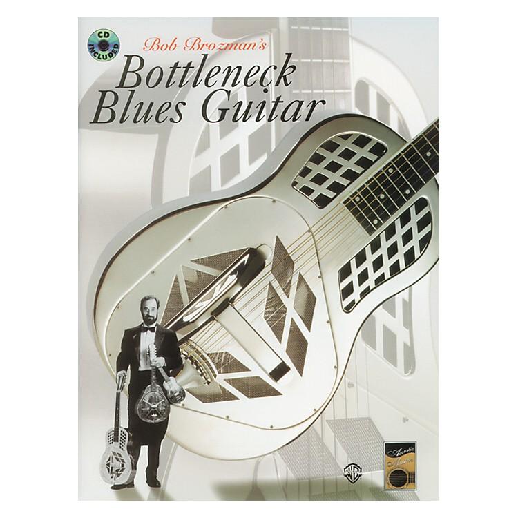 AlfredBottleneck Blues Guitar Book/CD