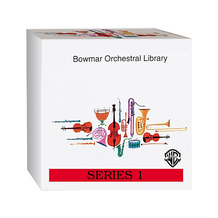 Alfred Bowmar Complete 36-CD Orchestral Library