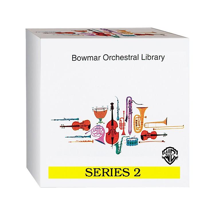 AlfredBowmar Orchestral Library 12-CD Box Set Series 2