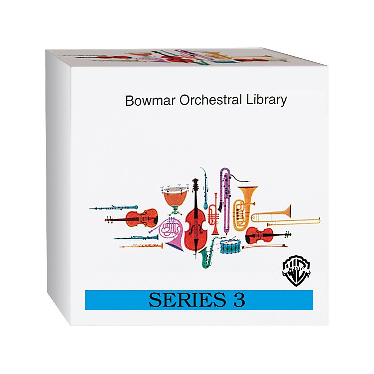 Alfred Bowmar Orchestral Library 12-CD Box Set Series 3