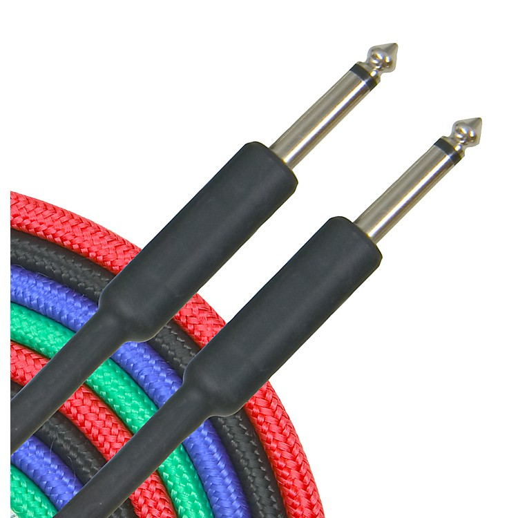 Musician's GearBraided Instrument Cable 1/4