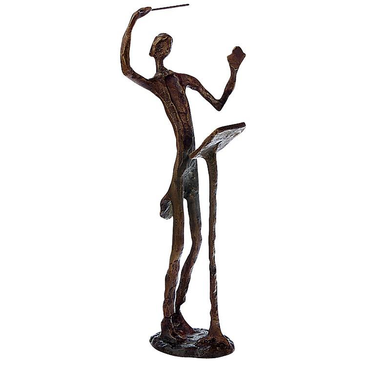 AIMBrass Conductor Figurine