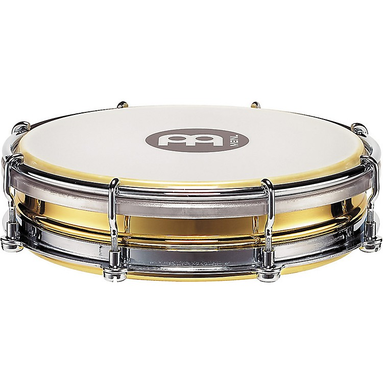 Meinl Brass Plated Steel Tamborim