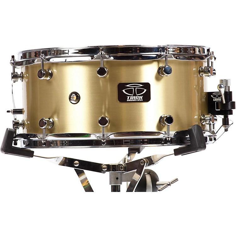 Trick DrumsBrass Snare Drum14x6.5