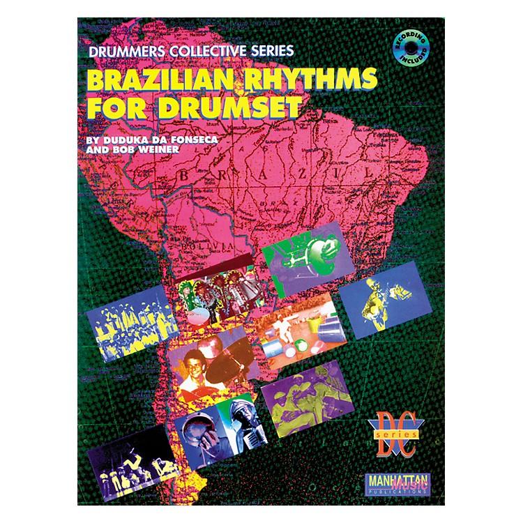 AlfredBrazilian Rhythms for Drumset (Book/CD)