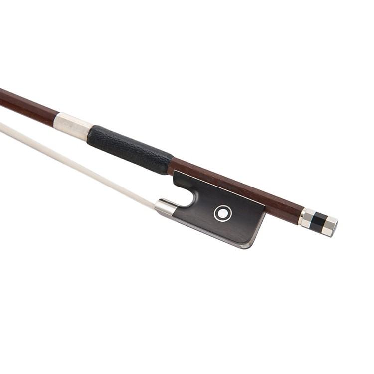 Georg WernerBrazilwood Octagonal Cello Bow - 4/4Parisian Eye