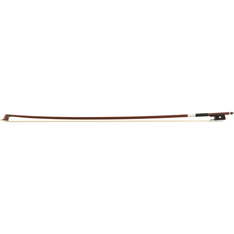 Georg Werner Brazilwood Round Viola Bow - 4/4 Single Eye