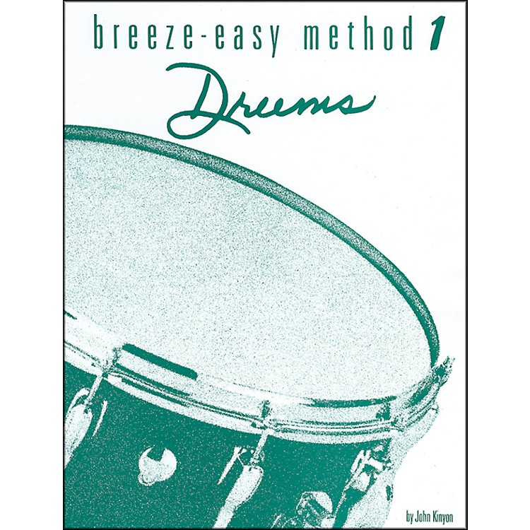 AlfredBreeze-Easy Method for Drums Book I