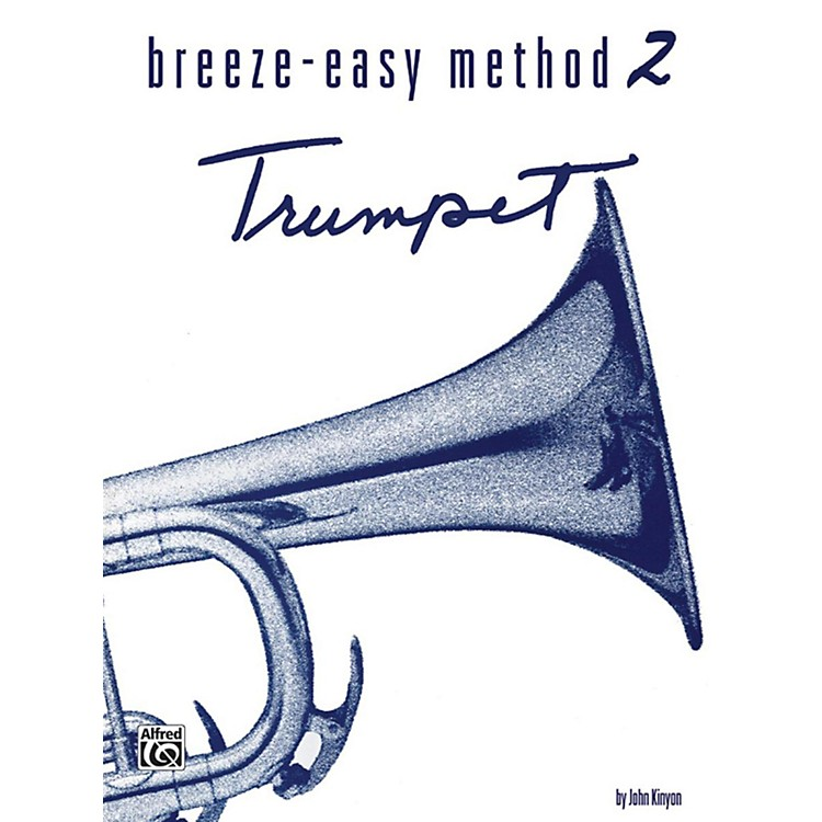 AlfredBreeze-Easy Method for Trumpet (Cornet) Book II
