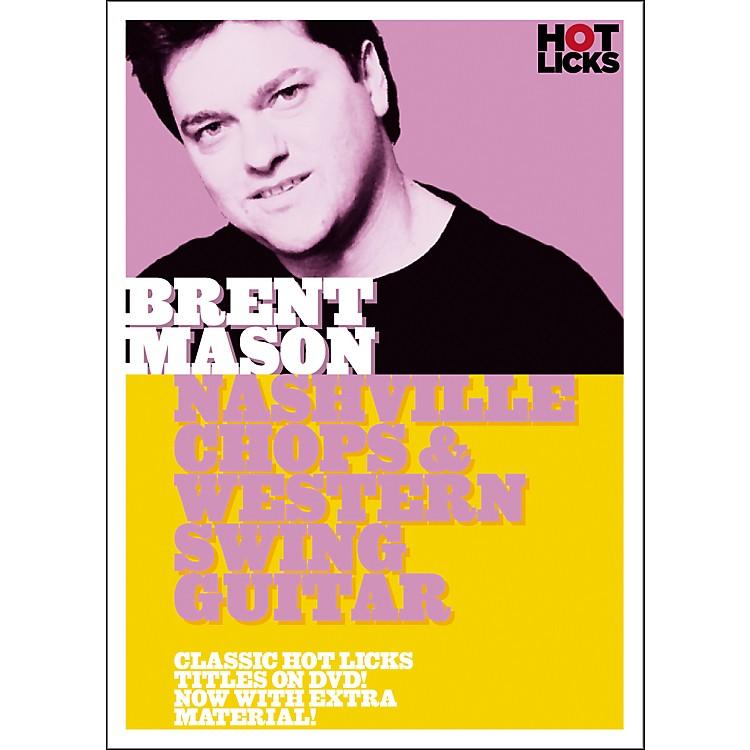 Hot LicksBrent Mason Nashville Chops and Western Swing Guitar (DVD)