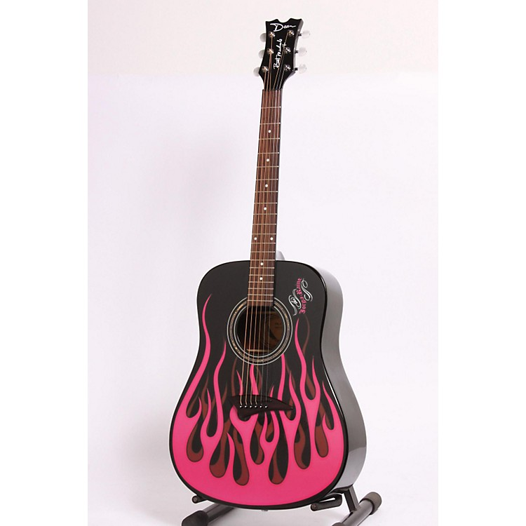 Dean Bret Michaels Acoustic Guitar Jorja Raine 886830189968