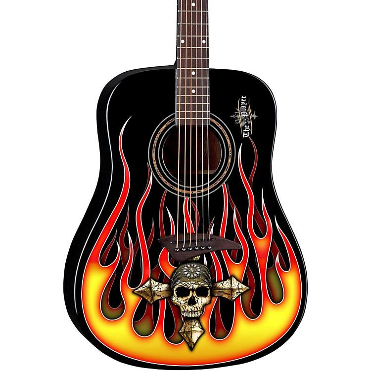 DeanBret Michaels Acoustic GuitarThe Player