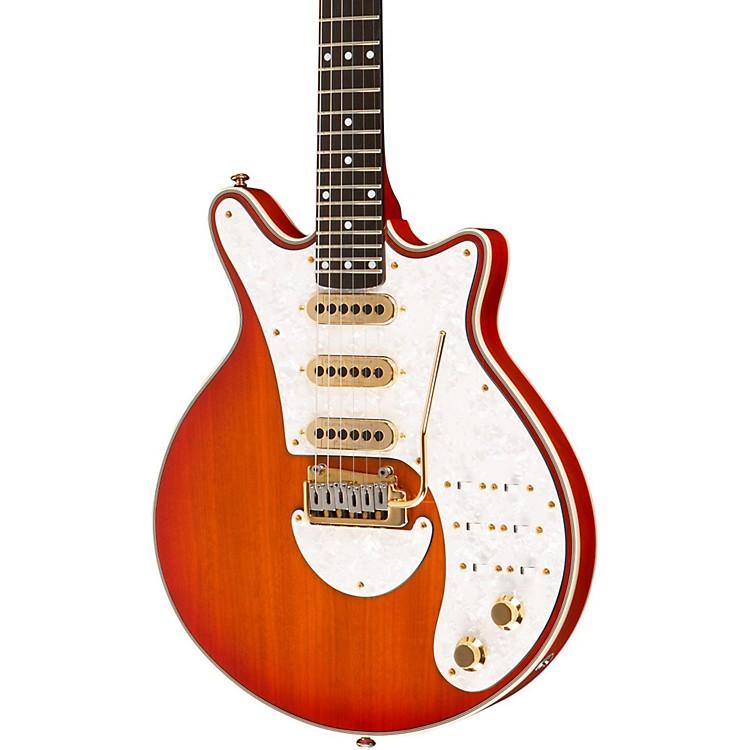 Brian May GuitarsBrian May Signature Electric GuitarHoney Sunburst