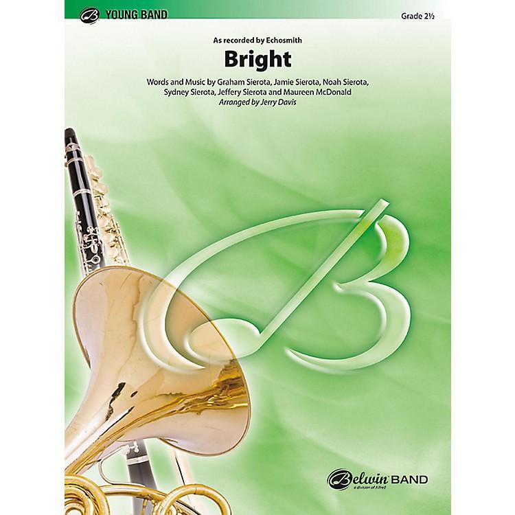 BELWINBright Grade 2.5 (Easy to Medium Easy)