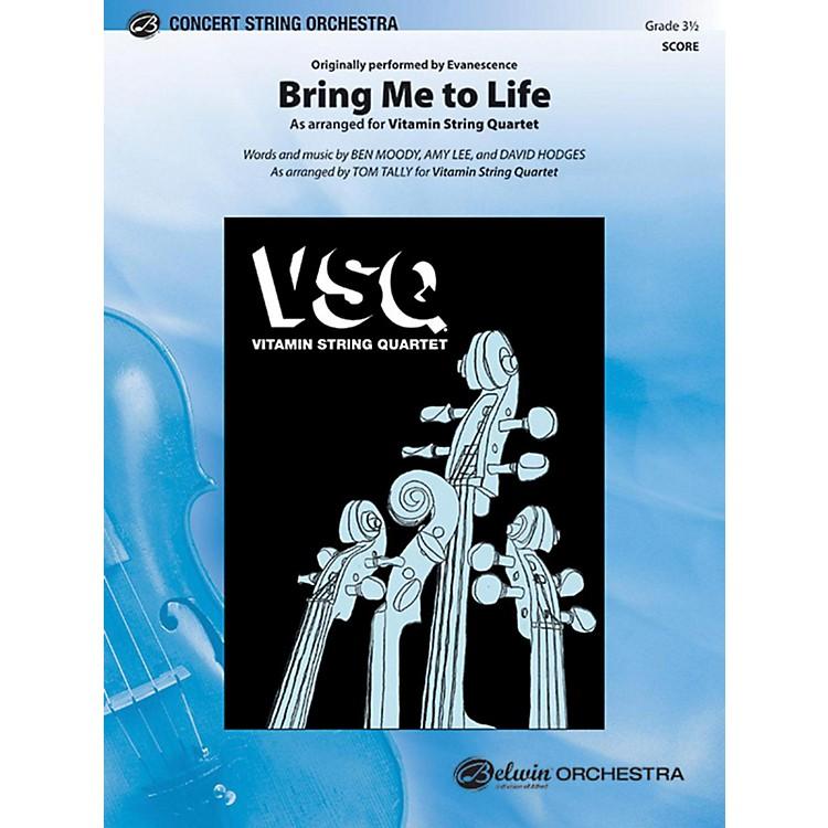 AlfredBring Me to Life String Orchestra Grade 3.5