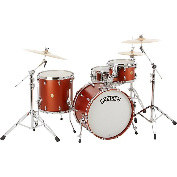 Gretsch DrumsBroadkaster Series 3-Piece Shell PackSatin Copper