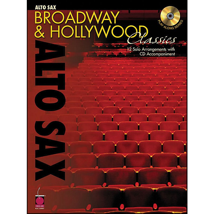 Cherry Lane Broadway And Hollywood Classics for Alto Sax