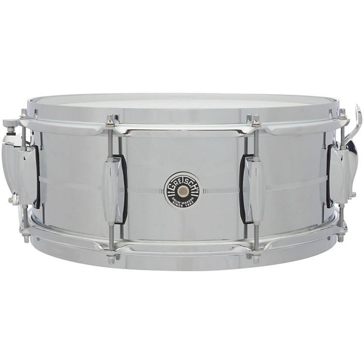 Gretsch DrumsBrooklyn Series Steel Snare Drum14 x 5.5