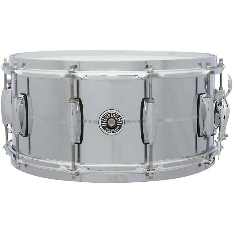 Gretsch DrumsBrooklyn Series Steel Snare Drum14 x 6.5