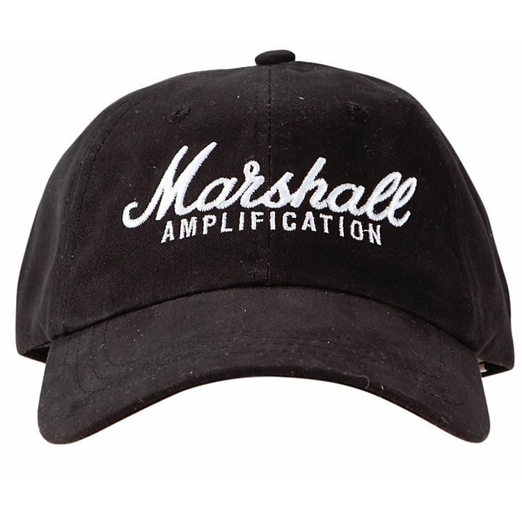 MarshallBrushed Cotton Low Profile Baseball Cap
