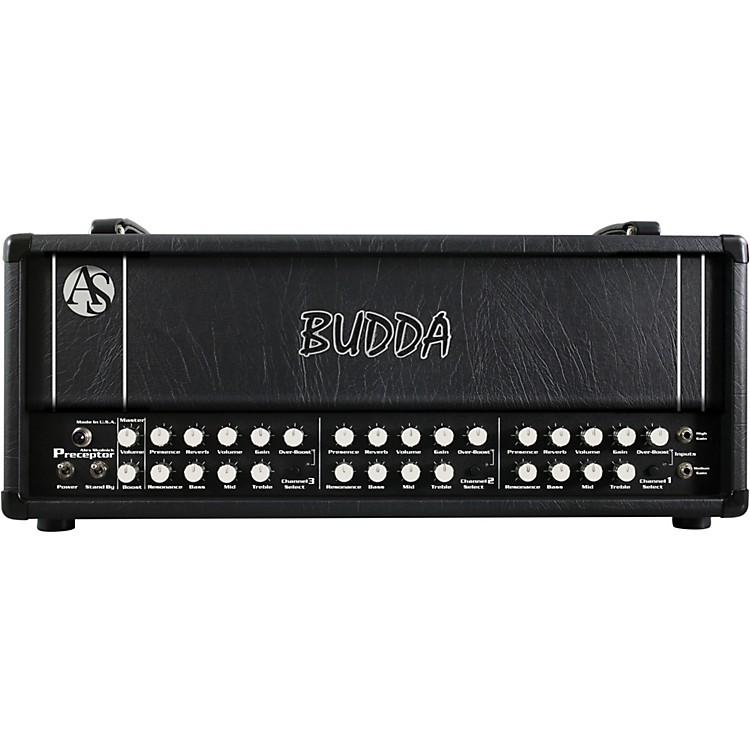 BuddaBudda Alex Skolnick Preceptor 120W Tube Guitar Amp HeadBlack