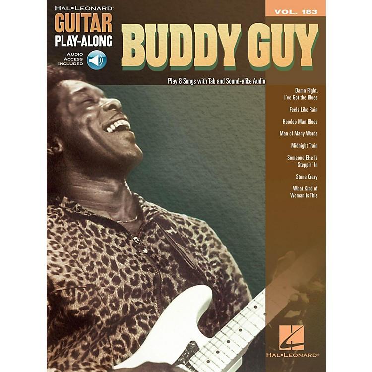 Hal LeonardBuddy Guy - Guitar Play-Along Volume 183 (Book/Audio Online)