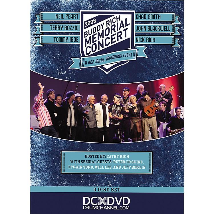 AlfredBuddy Rich Memorial Concert 2008 (3-DVD Set)