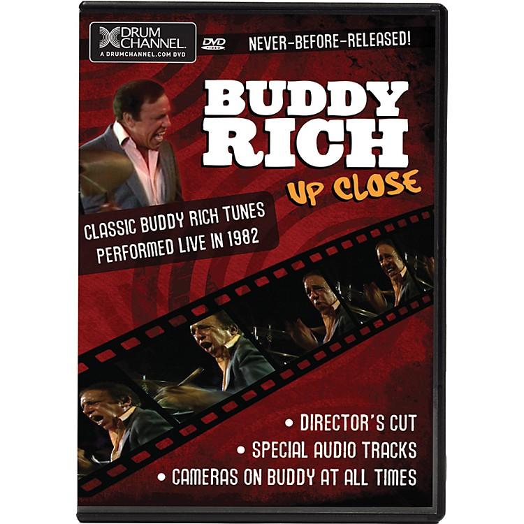 AlfredBuddy Rich Up Close DVD & CD