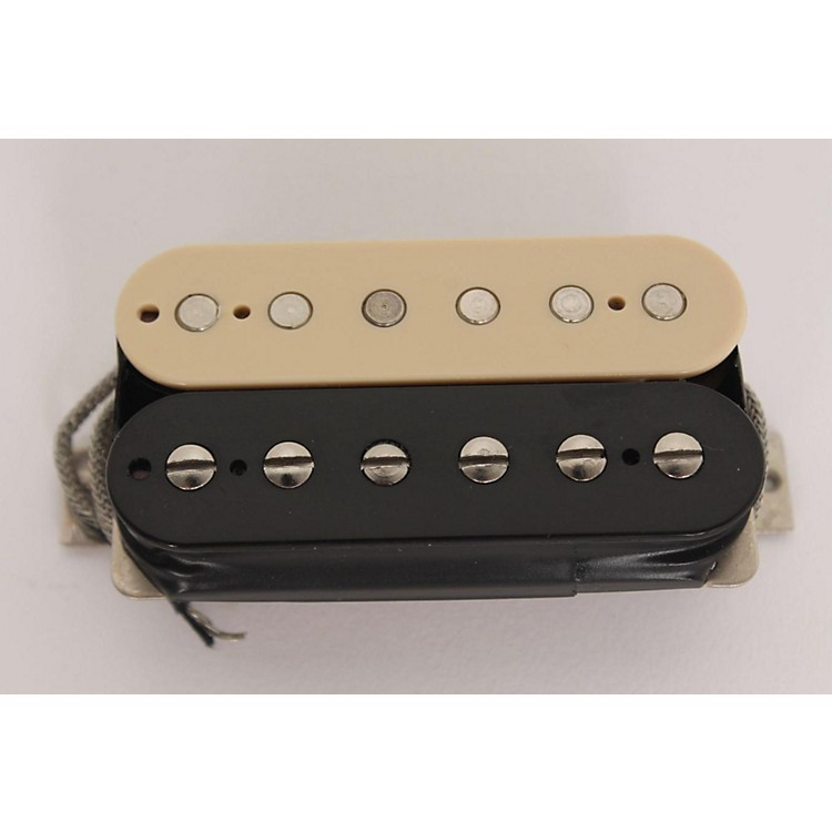 Gibson Burstbucker Type 1 Humbucker PickupDouble Black Zebra 886830724961