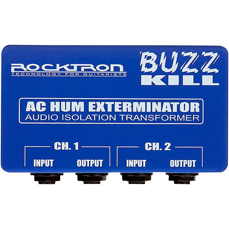 RocktronBuzz Kill AC Hum Eliminator Guitar Effects Pedal