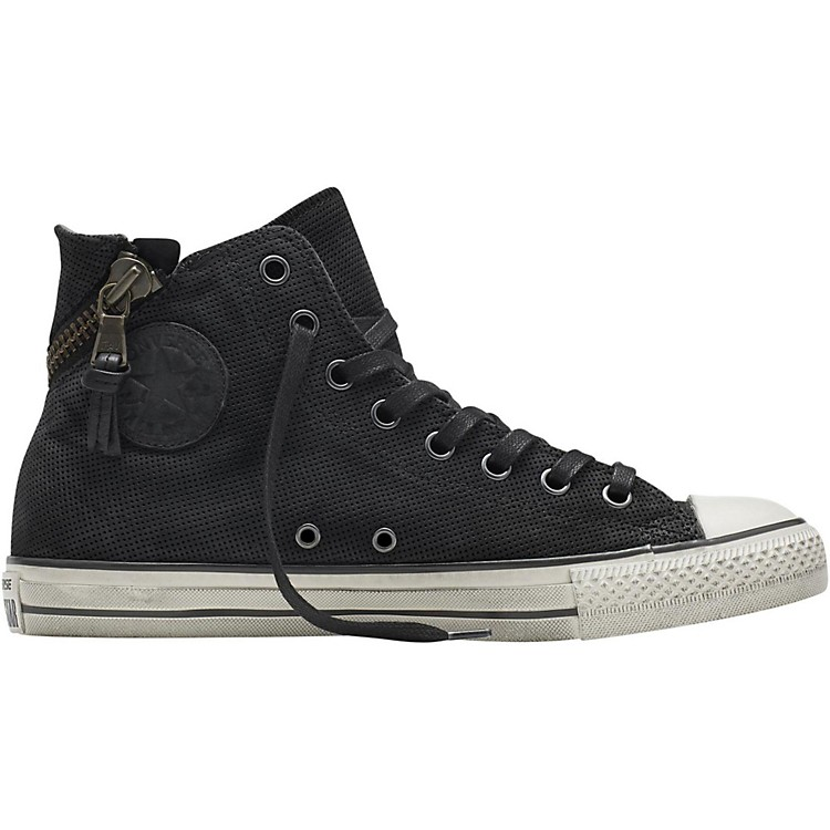 Converse By John Varvatos All Star Tornado Zip Hi-Top Black/Beluga 12