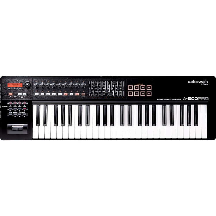 Cakewalk By Roland A-500PRO USB/MIDI Keyboard Controller