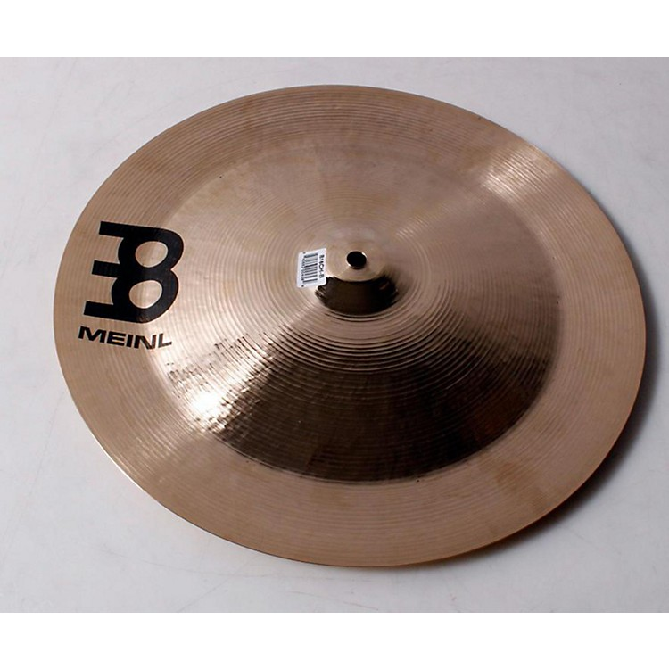 Meinl Byzance Brilliant China Cymbal 16 Inch 886830978531