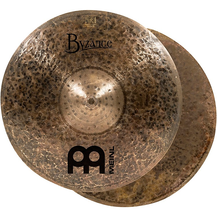 Meinl Byzance Dark Hi Hats 15 in.