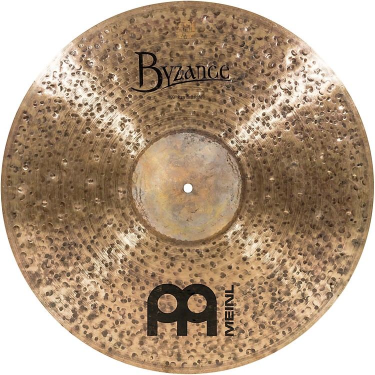 Meinl Byzance Dark Raw Bell Ride 22 in.