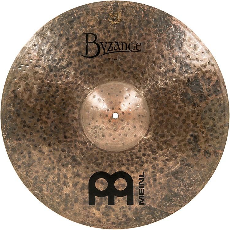MeinlByzance Dark Ride Cymbal21 in.