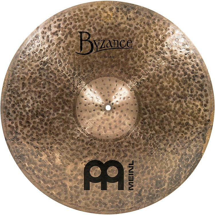 Meinl Byzance Dark Ride Cymbal 22 in.
