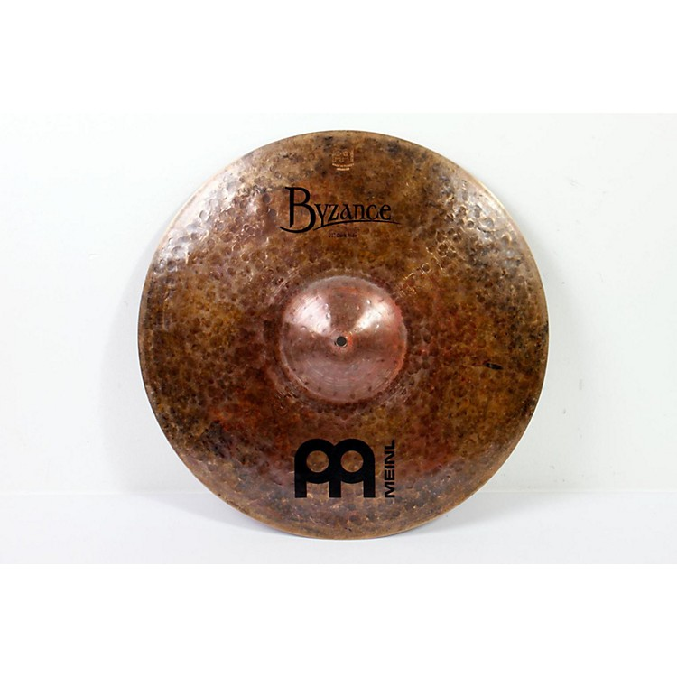 Meinl Byzance Dark Ride Cymbal 21 in. 886830892844