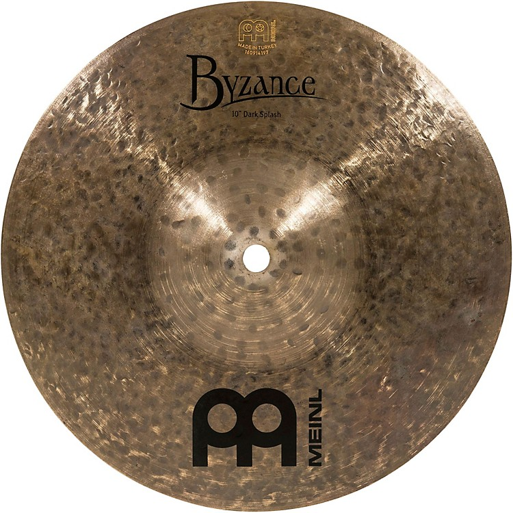 Meinl Byzance Dark Splash Cymbal 10 in.